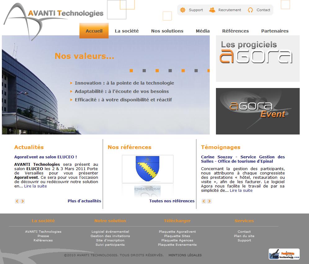 Avanti Technologies