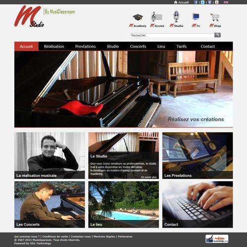 MusiClassroom Studio